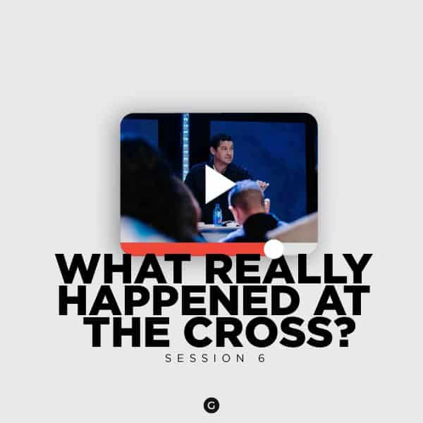 What Really Happened At The Cross?